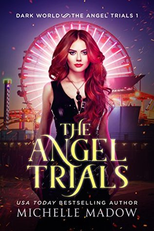Image result for The Angel Trials by Michelle Madow