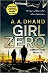 Girl Zero (Harry Virdee, #2)