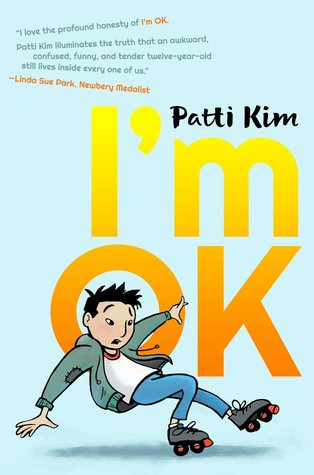 I'm OK cover art with link to Goodreads page
