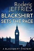 Blackshirt Sets the Pace