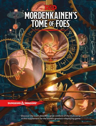 Mordenkainen's Tome of Foes by Wizards of the Coast