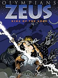 Zeus: King of the Gods (Olympians, #1)