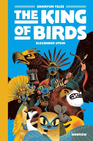 Gamayun Tales Vol.1: The King of Birds