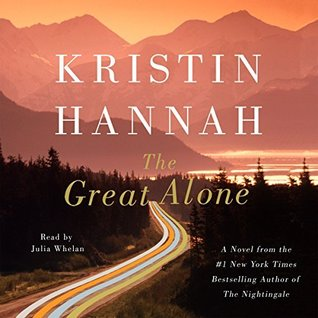 """""""The Great Alone"""" book cover"""