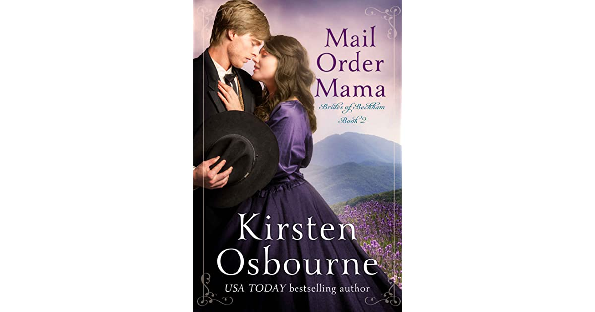 Mail Order Motherhood (Brides of Beckham Book 8)