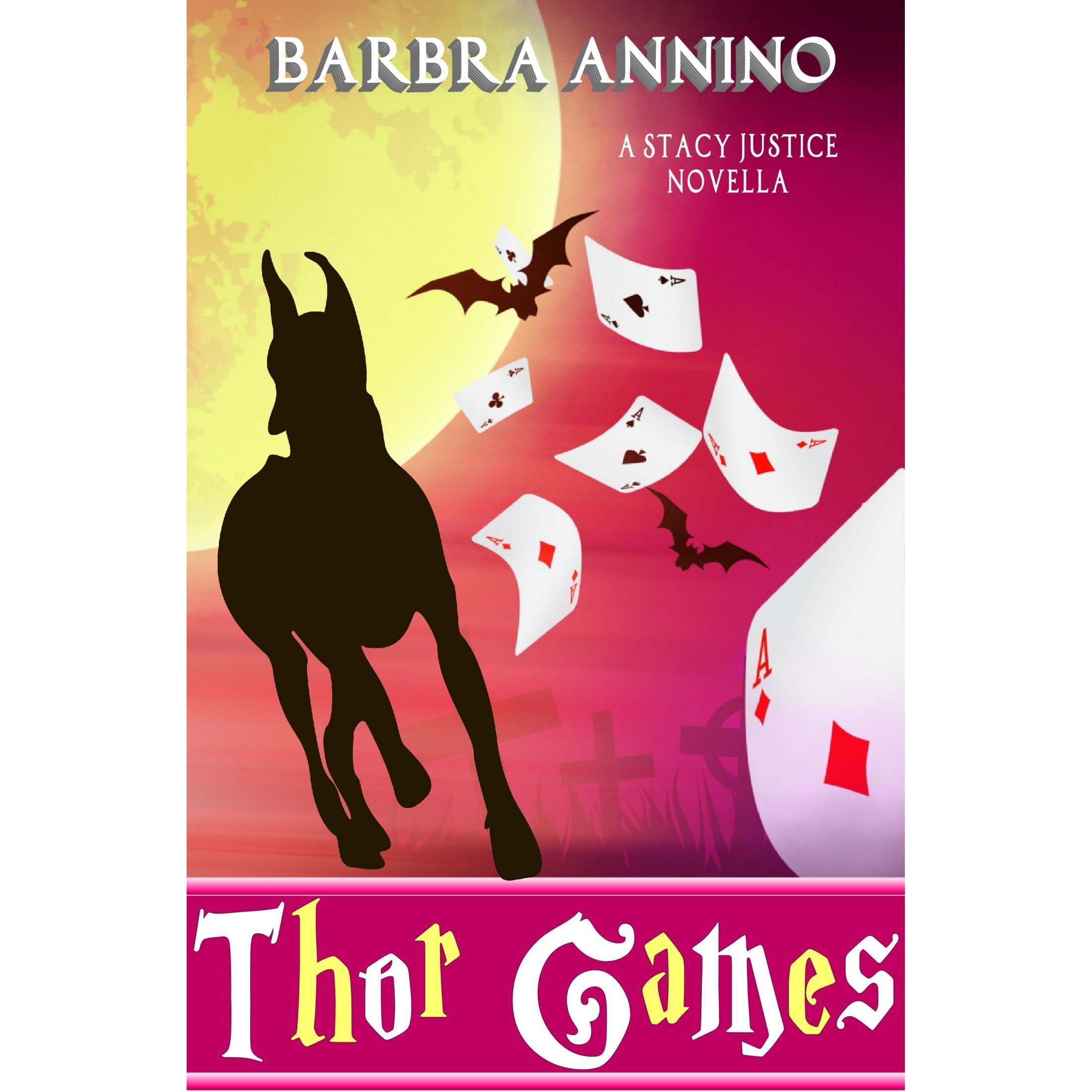 Thor Games By Barbra Annino