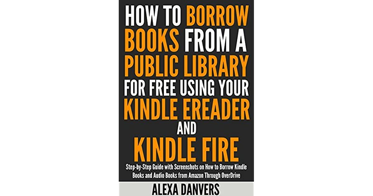 library kindle public books fire from