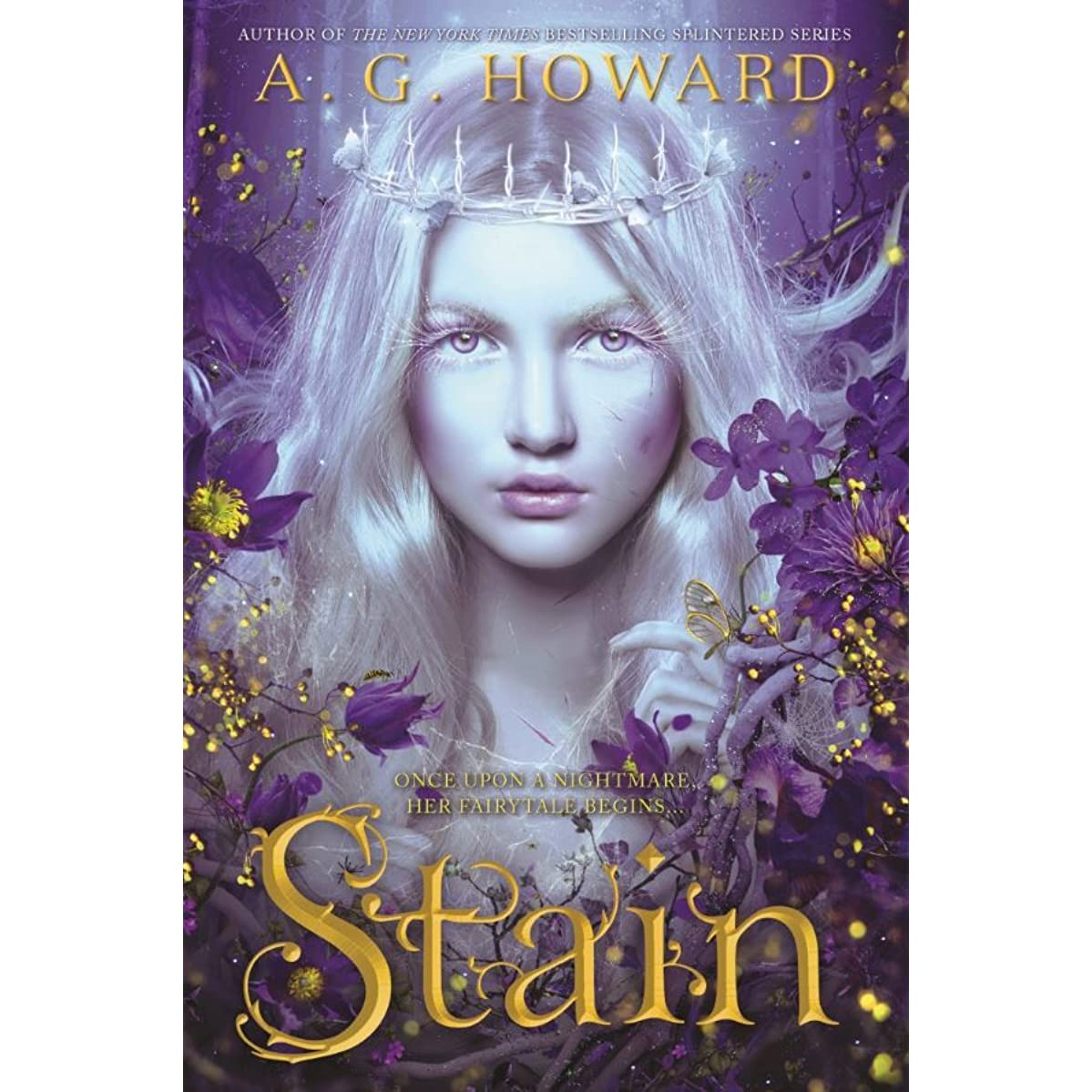 Image result for stain by a.g. howard