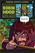 The Adventures of Robin Hood (Usborne Graphic Legends)