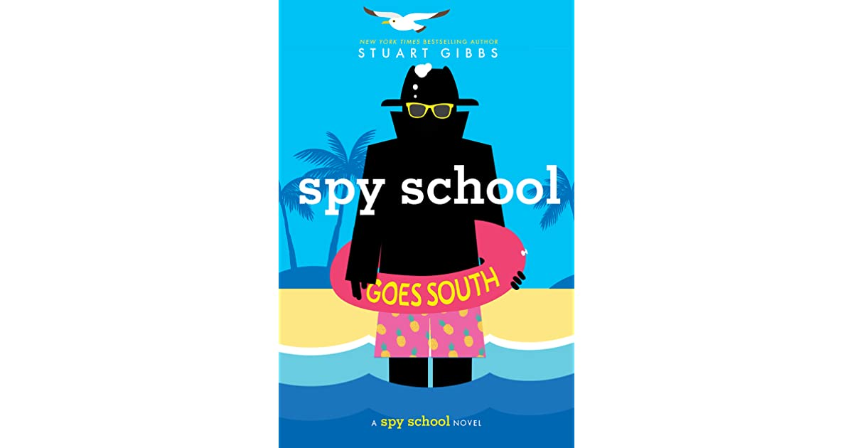 spy school books in order