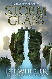 Storm Glass (Harbinger #1)