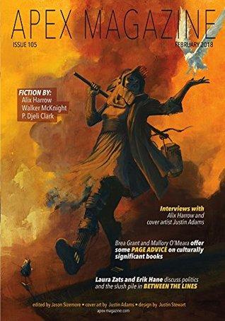 Apex Magazine - Issue 34