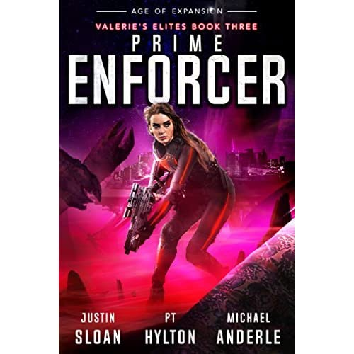 78b503c95e52 Prime Enforcer: Age of Expansion - A Kurtherian Gambit Series by ...