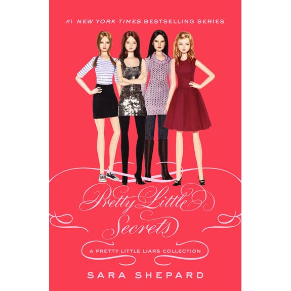 228047d75 Pretty Little Secrets  A Pretty Little Liars Collection by Sara Shepard