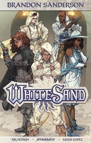 White Sand, Volume 2 by Brandon Sanderson
