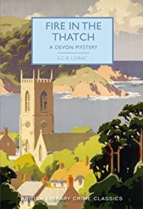 Fire in the Thatch: A Devon Mystery (Robert MacDonald #27)