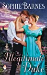 The Illegitimate Duke (Diamonds in the Rough, #3)