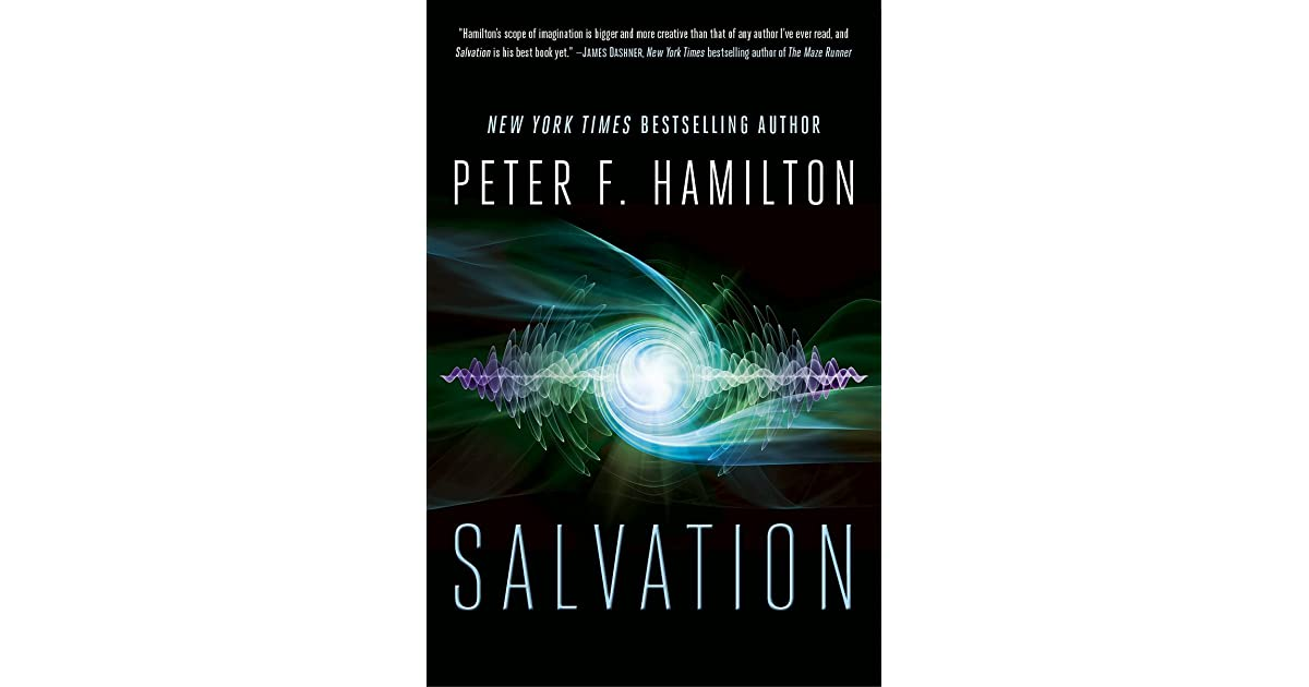 Inhuman Salvation: a science fiction thriller