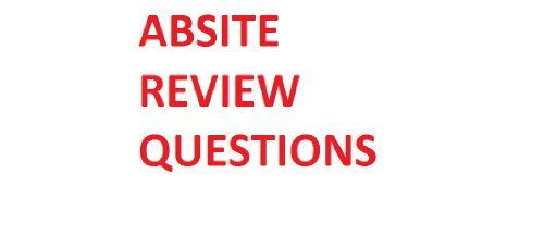 ABSITE Review Questions Stomach Anatomy and Physiology