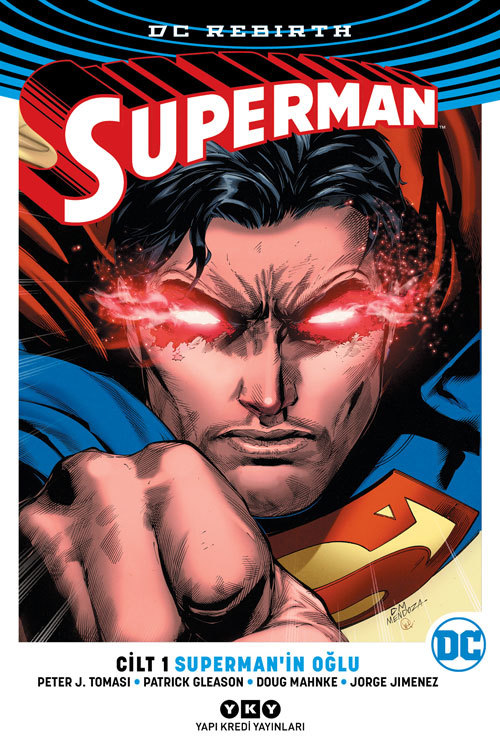 Superman Cilt: 1 - Superman'in Oğlu Peter J. Tomasi