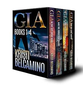 Gia Santella Crime Thriller Boxed Set: Books 1-3.5