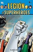 Legión de Superhéroes, 1 de 4