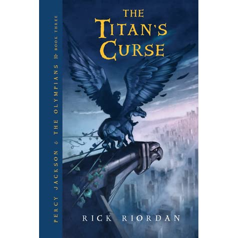 Debby (Netherlands)'s review of The Titan's Curse