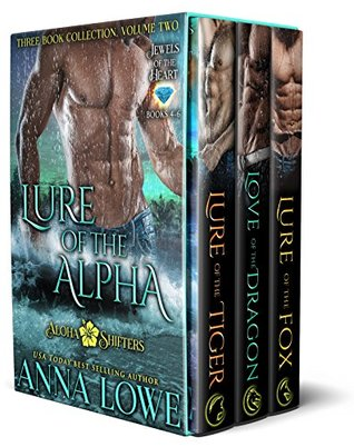 Lure of the Alpha by Anna Lowe