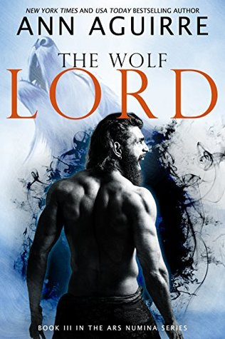 The Wolf Lord by Ann Aguirre
