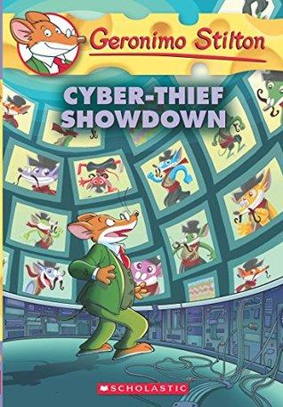 Cyber-Thief Showdown (Geronimo Stilton #68) [Hardcover] Scholastic Books