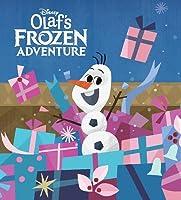 Olaf S Frozen Adventure Little Golden Book By Andrea Posner Sanchez