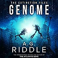 Genome (The Extinction Files, #2)