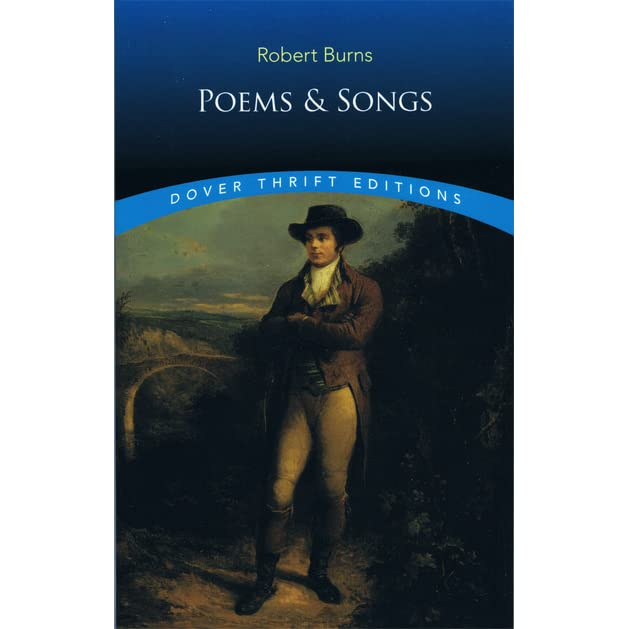 Poems And Songs By Robert Burns