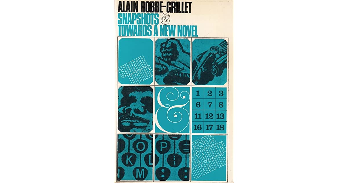 Alain robbe grillet goodreads giveaways