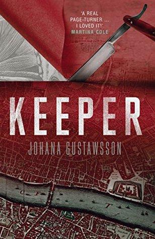 Keeper by Johana Gustawsson