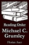 Michael C. Grumley - Reading Order Book - Complete Series Companion Checklist