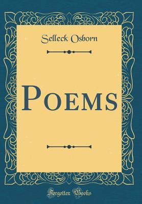 Poems  by  Selleck Osborn
