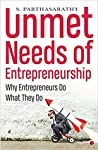 Unmet Needs of Entrepreneurship