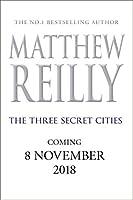 The Three Secret Cities (Jack West Junior)