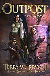 Outpost (Monsters, Maces and Magic #1)