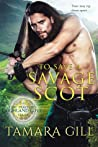 To Save a Savage Scot (Time-Traveler's Highland Love #2)