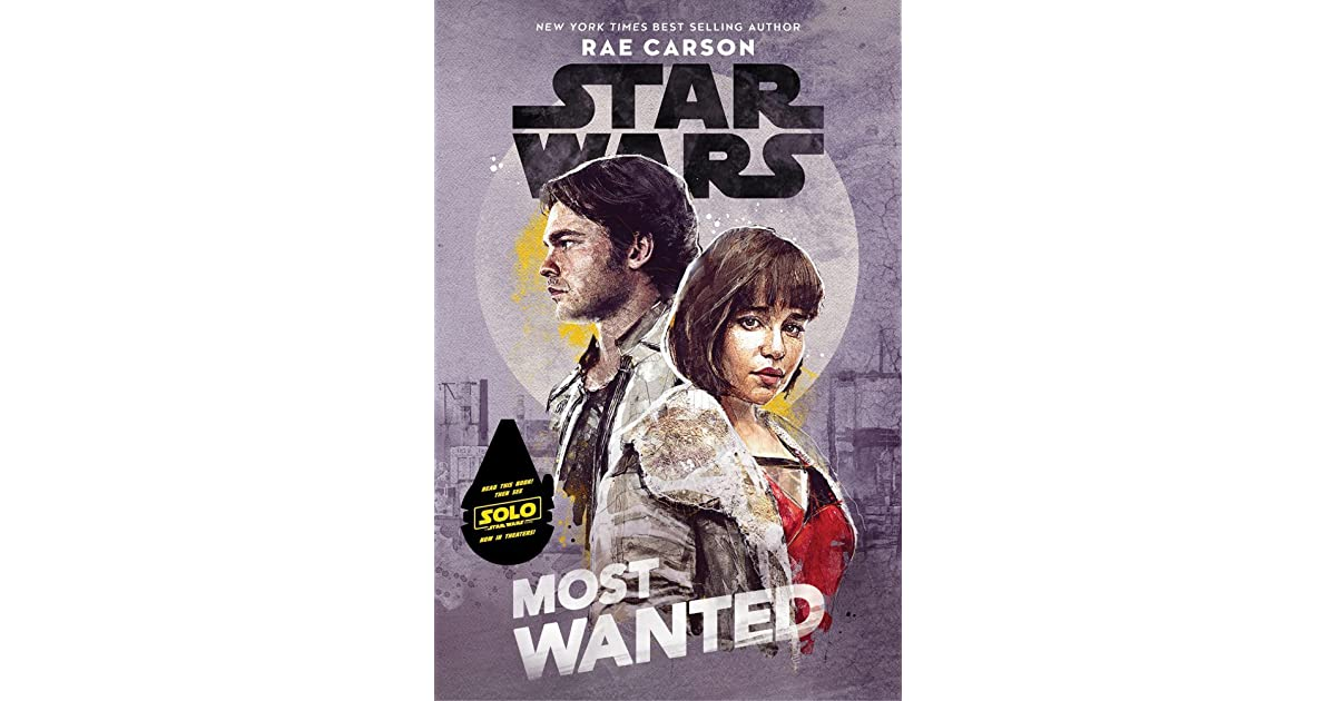 Most Wanted by Rae Carson