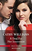 Mills & Boon : A Deal For Her Innocence