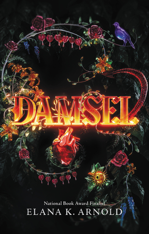 "Cover of ""Damsel"" by Elana K. Arnold"