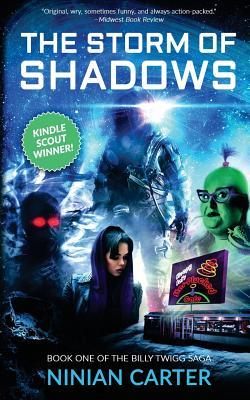 The Storm of Shadows: Book One of the Billy Twigg Saga