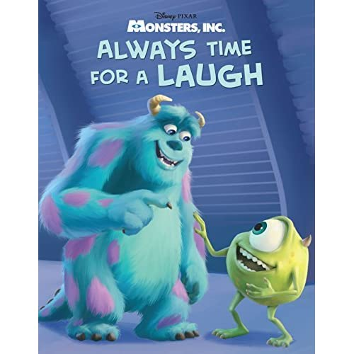 Monsters Inc Always Time For A Laugh Disney Storybook By Walt Disney Company