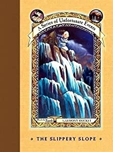 The Slippery Slope (A Series of Unfortunate Events, #10)