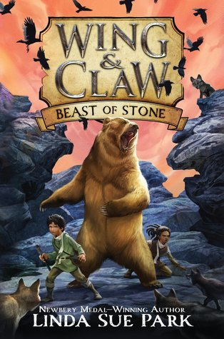 (Wing & Claw 3) Park, Linda Sue - Beast of Stone