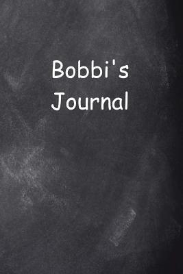 Bobbi Personalized Name Journal Custom Name Gift Idea Bobbi:  by  Distinctive Journals