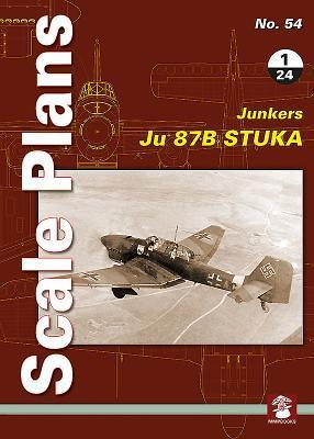 Junkers Ju 87 B Stuka 1/24